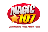 Magic 107 logo