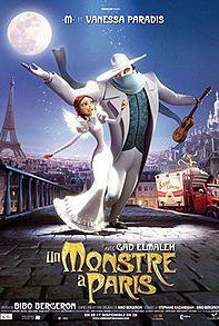 A Monster In Paris (2011) Bluray 720p 600MB