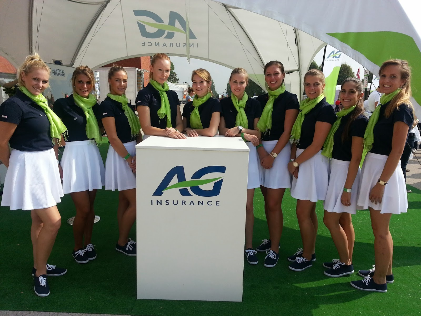 AG Insurance @ Memorial Van Damme i.o.v. Valor