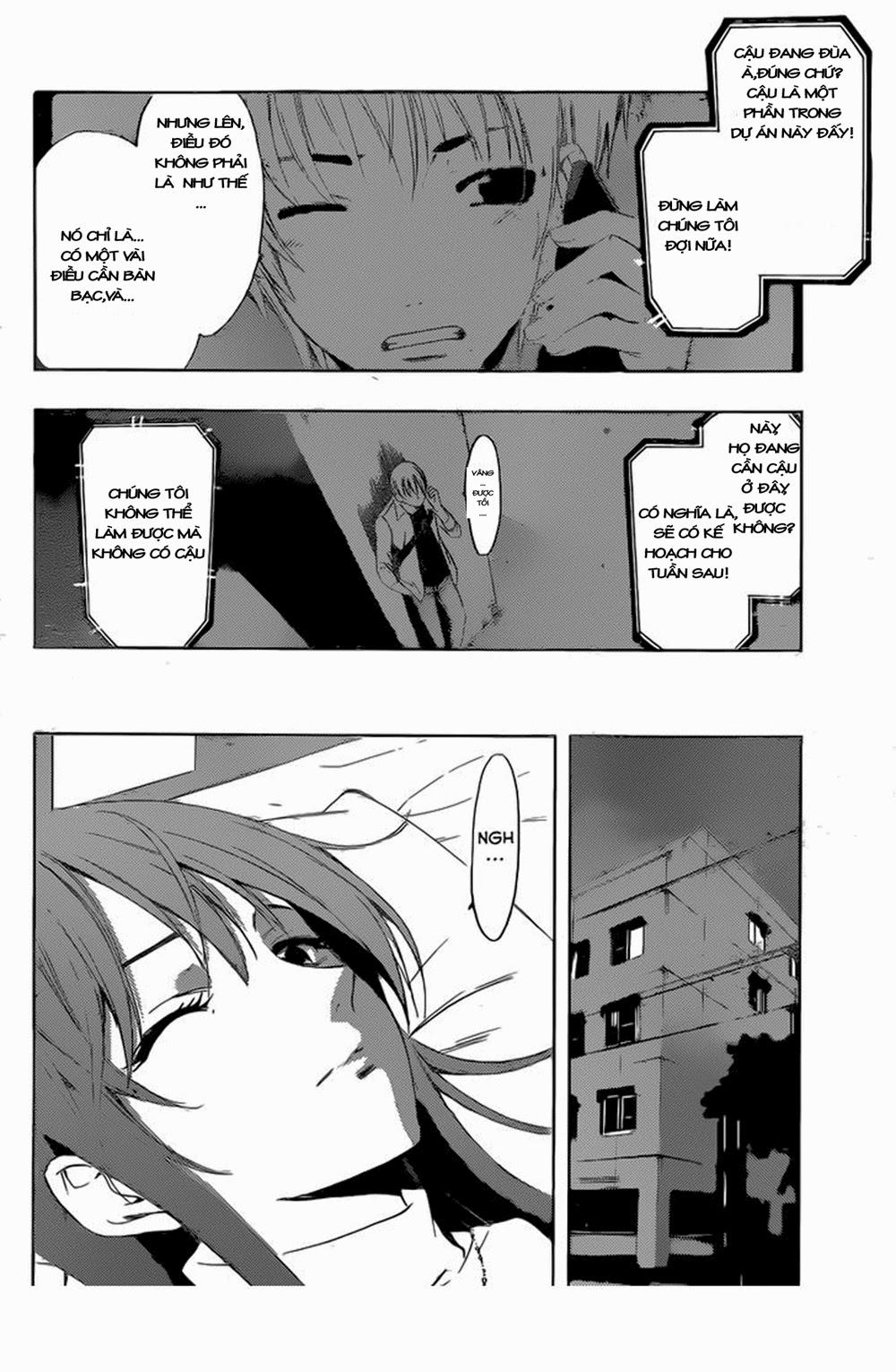Thị Trấn Tình Yêu chap 255 - Trang 8