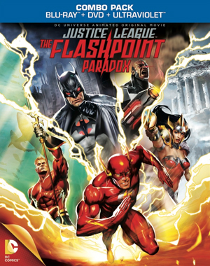 Justice League: The Flashpoint Paradox - Blu-Ray