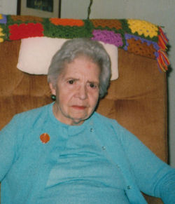 Catherine Rowe Leary age 80