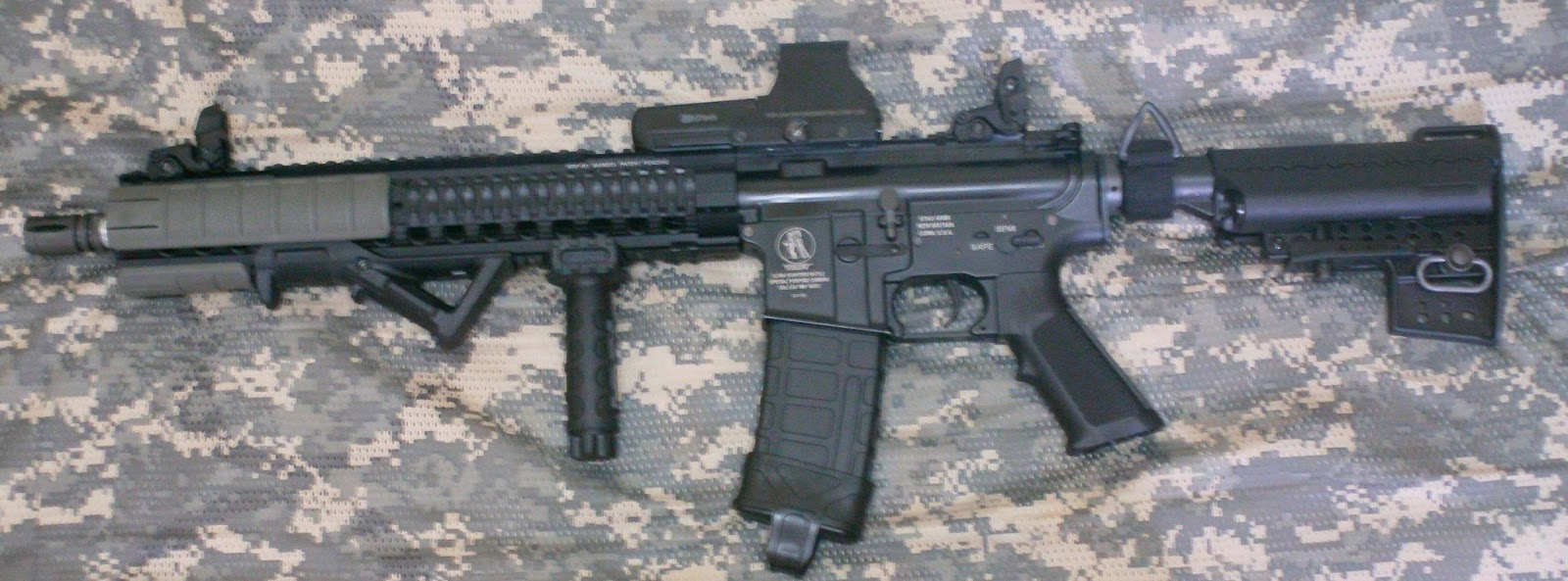 Tactical M4 Carbine Ta...