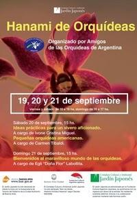 Exposición en Buenos Aires