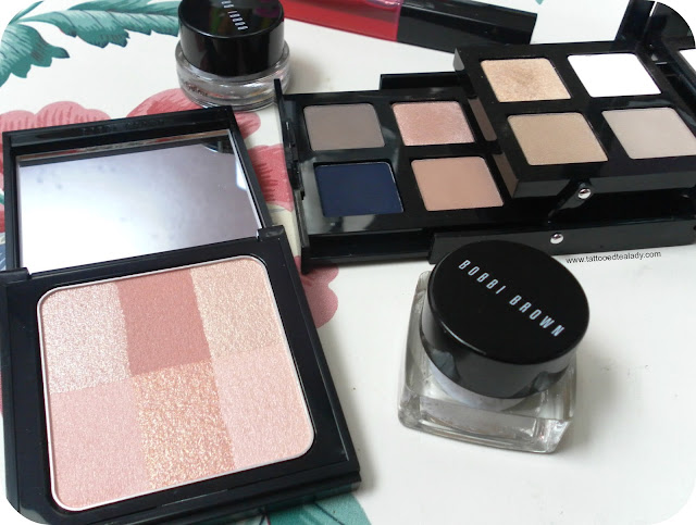 Bobbi Brown Navy & Nude Collection