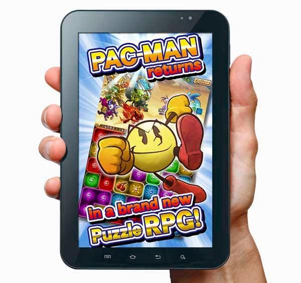 Pac-Man Monster Quest, el clásico Pacman vuelve a móvil