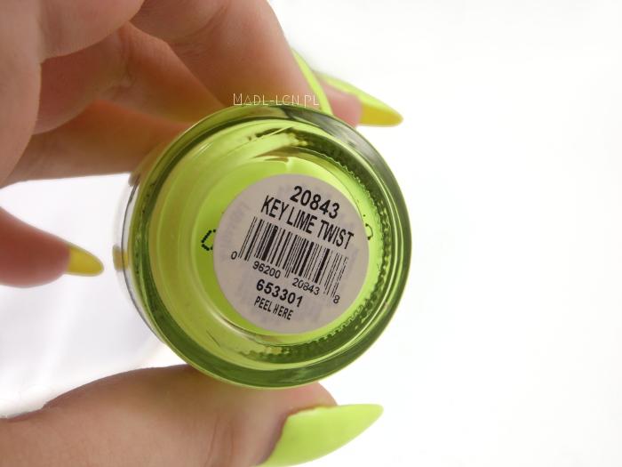 Orly, Key Lime Twist