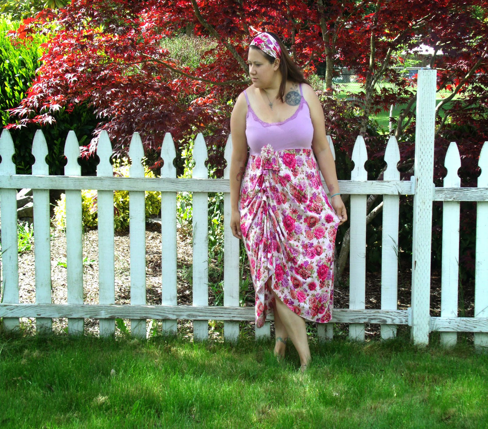 Summer Dress by Keep Calm and Carrion