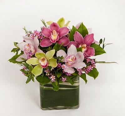 Kelowna Florist BC Spring Flowers