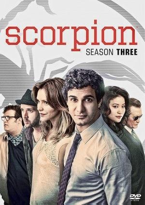 Scorpion - 3ª Temporada - Legendada Séries Torrent Download completo