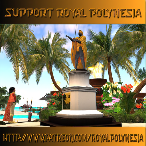 Support Royal Polynesia
