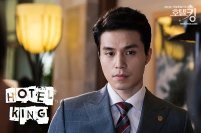 Sinopsis Drama Korea Hotel King Episode 1-Tamat