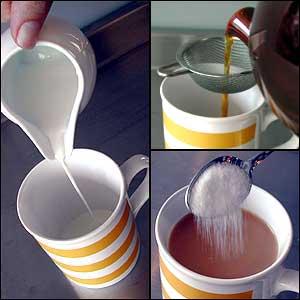 how to make tea the british way