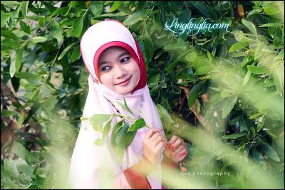 Foto Wanita solehah