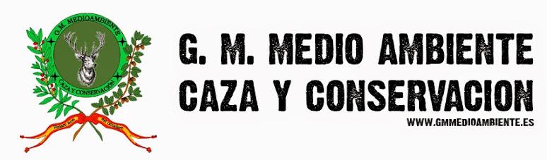 G. M. MEDIO AMBIENTE, CAZA Y CONSERVACIÓN