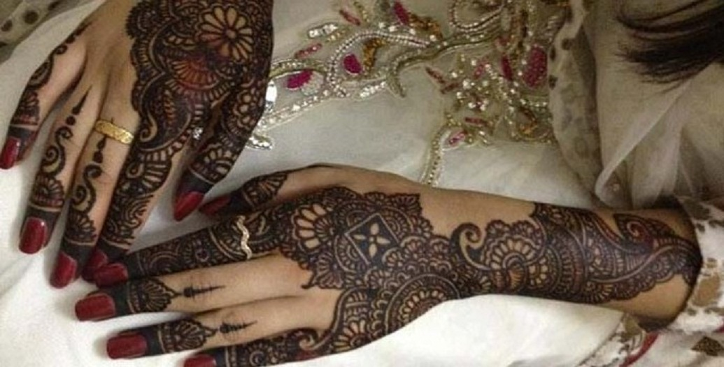 Hand Mehndi Download : Bridal mehndi designs new images for