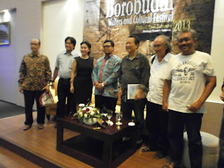 Road to Borobudur Writers & Cultural Festival