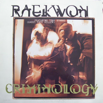 Raekwon – Criminology (CDS) (1995) (192 kbps)