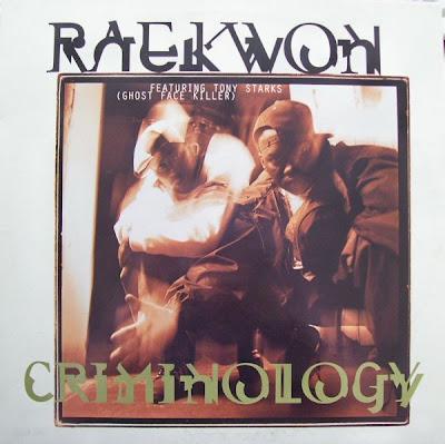 Raekwon – Criminology (CDS) (1995) (192 kbps)