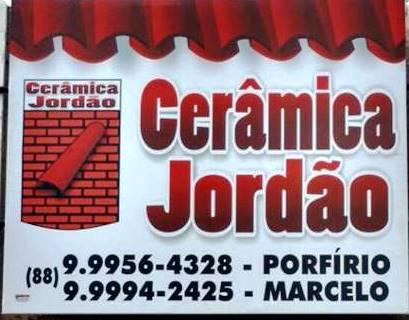 CERÂMICA JORDÃO - Tauá - CE.