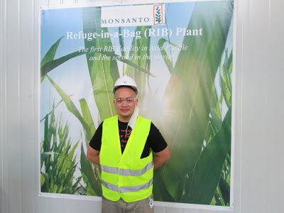 Hybrid Corn Factory Visit