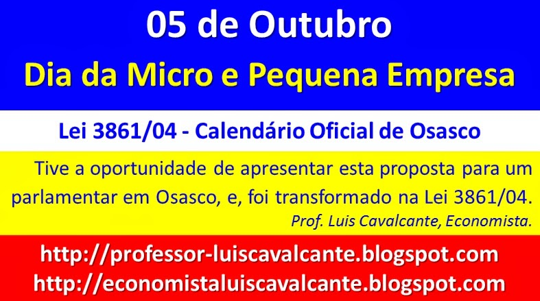 05 de Outubro