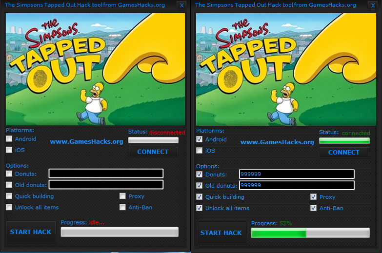 Image Result For Downloads Unlimited Donuts In Tapped Out