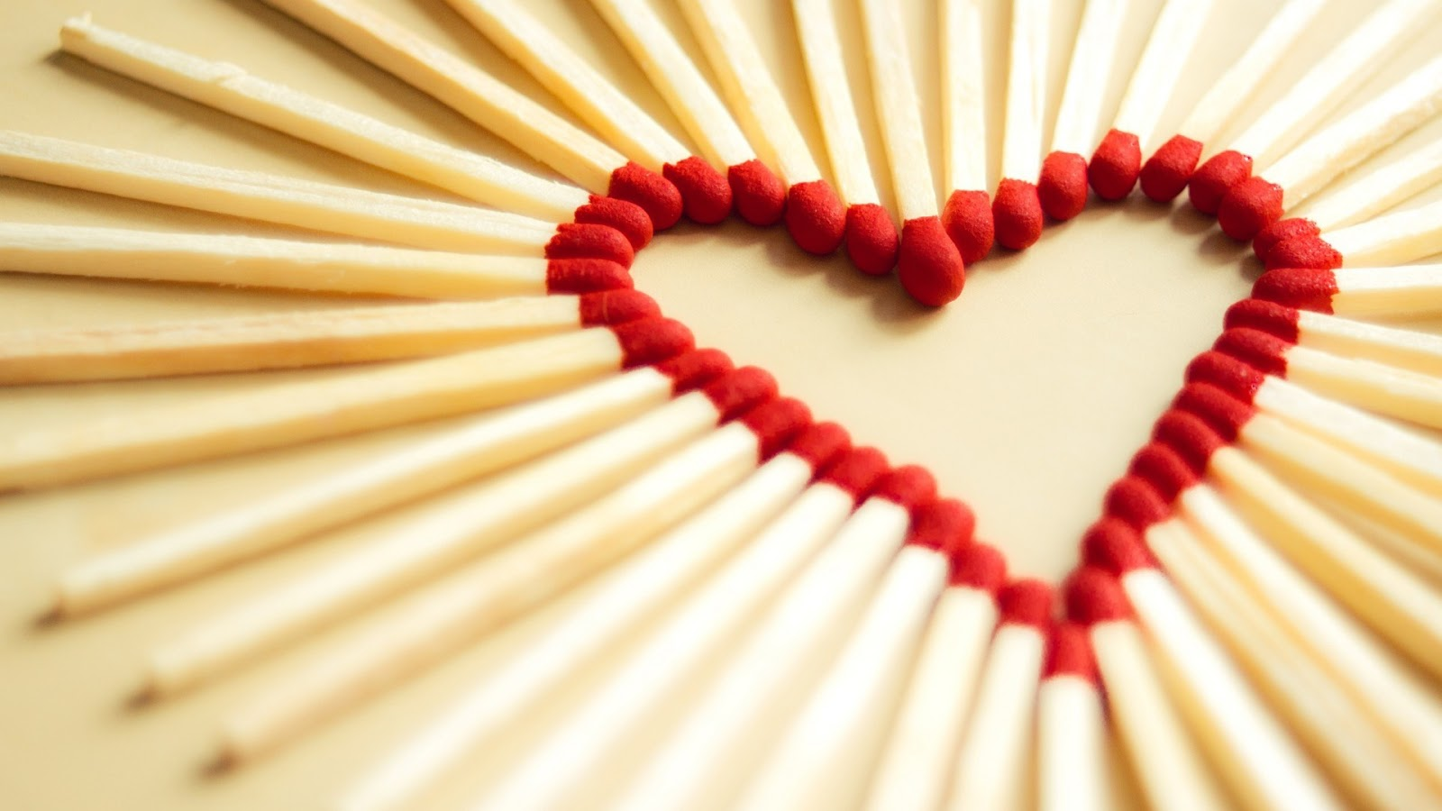 Love Matchsticks 1920x1080 Wallpaper