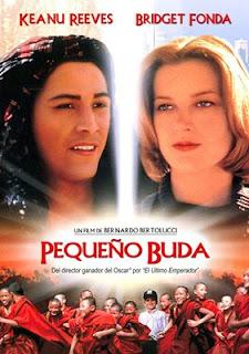 El Pequeño Buda Poster