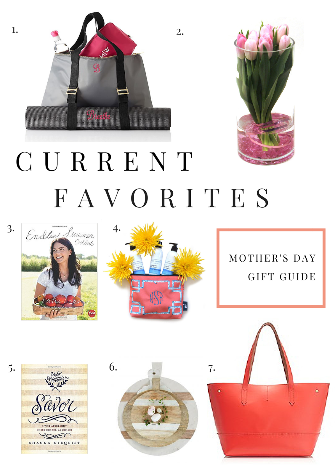 Mother's Day, Gifts, Fashion, Books, Flowers