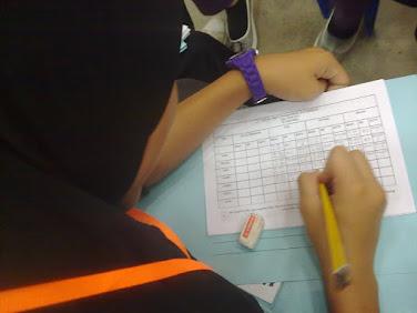 Membina Jadual Belajar