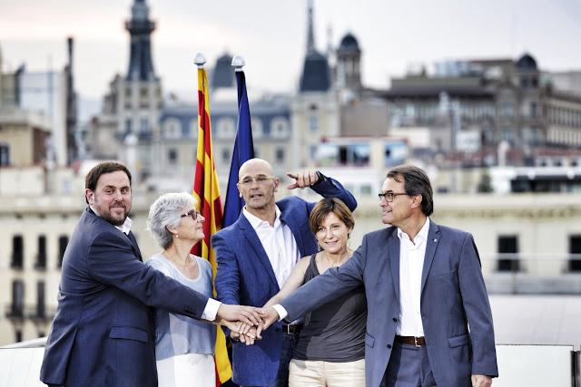 Coalizione Junts pel Sí
