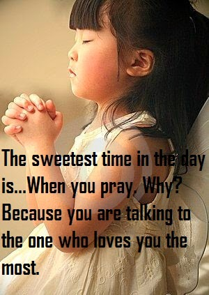You are talking to the one who loves you the most