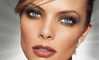 Celebrities eyes wallpaper - Jaime Pressly