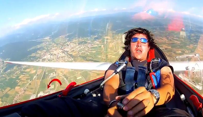 Luca Bertossio - Campeón del mundo de vuelo acrobático