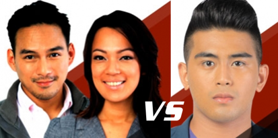 Tristhan Perfecto vs Lorenzana Siblings | The Voice of the Philippines Battle Rounds