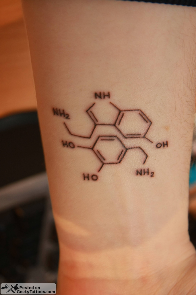 World of biochemistry blog about biochemistry biochemical tattoos - Nine must have things for a couple to be happy ...