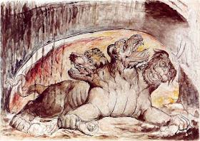 cerberus blake - El monasterio del  Escorial, las puertas del infierno
