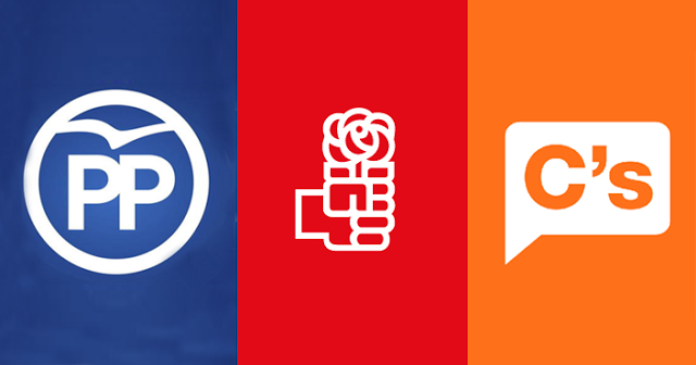 Podemos rechaza el acuerdo entre PP, PSOE y C's para repartirse la Mesa del Congreso
