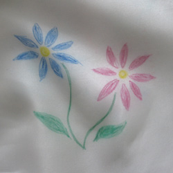 Inktense are permanent on fabric