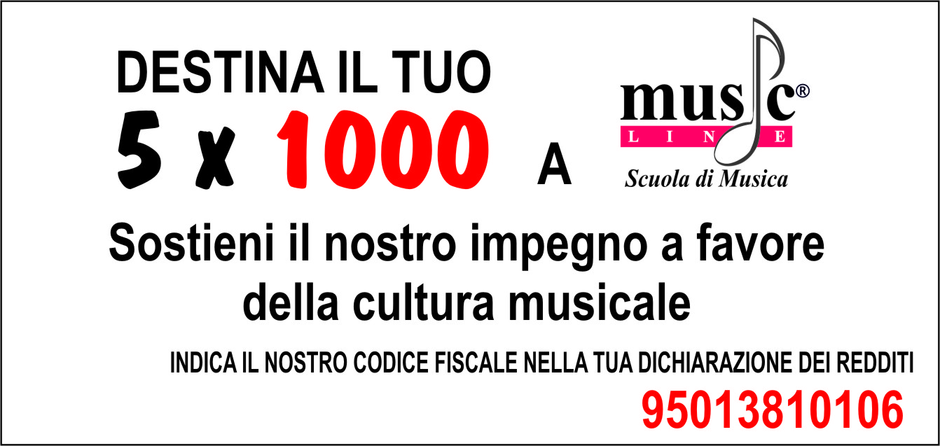5x1000 a Music Line
