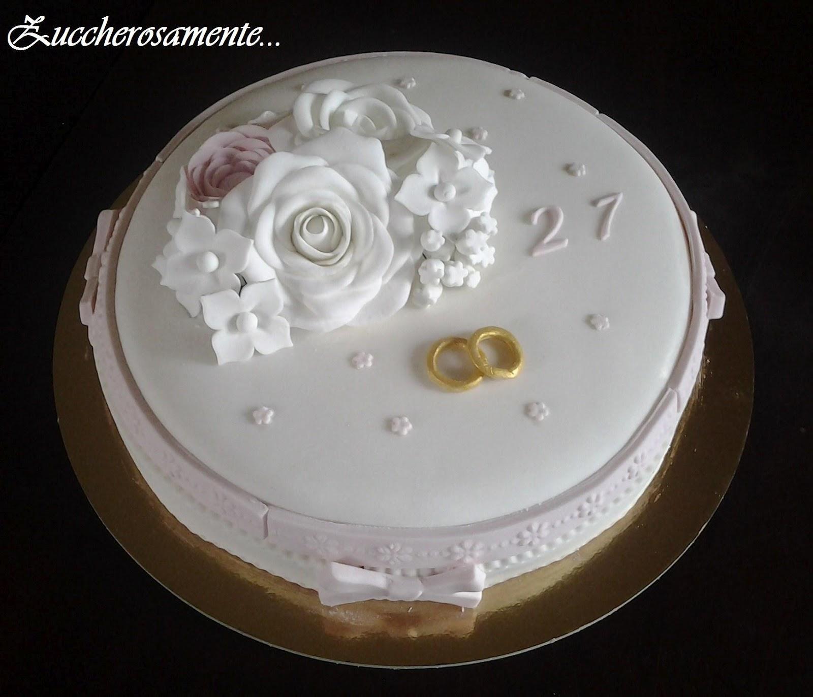 Auguri Matrimonio Ricetta : Ricetta torta per anniversario di matrimonio famose