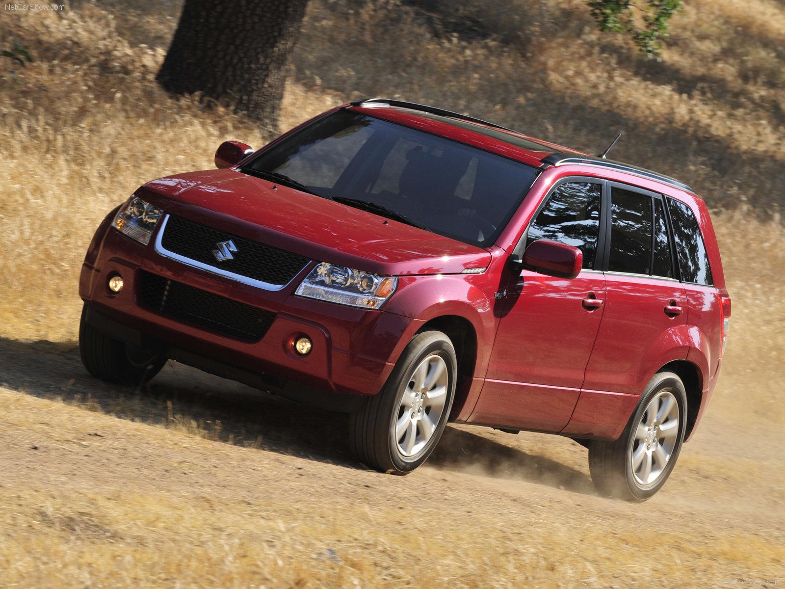 Hình ảnh xe ô tô Suzuki Grand Vitara 2009 & nội ngoại thất