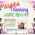 Wishful Thinking Giveaway