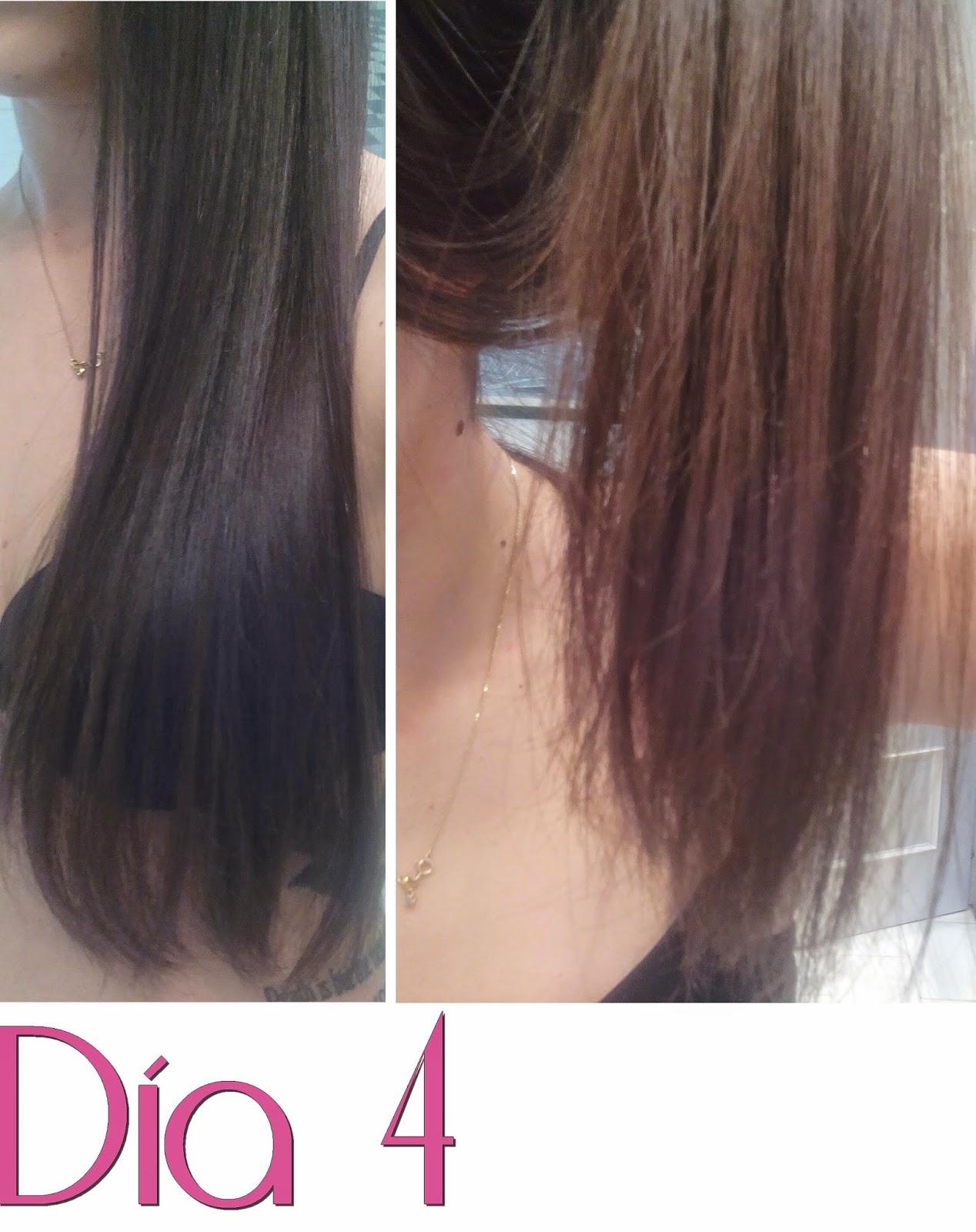 La revocación sobre la máscara para los cabellos con levadura para los cabellos