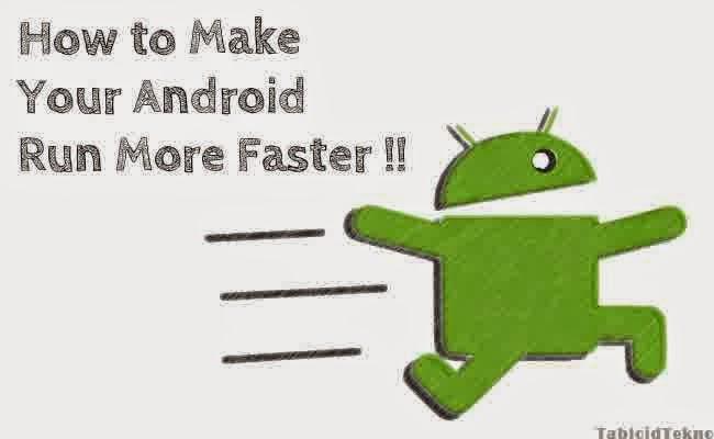 6 Tips & Cara Mempercepat Kinerja Android