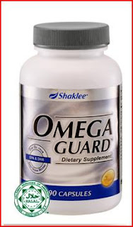 Kelebihan Omega Guard @ Minyak Ikan Shaklee