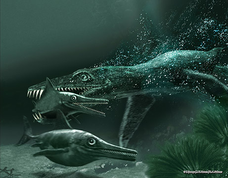 Fakta Adanya Monster Laut