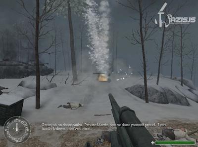 Tutorial AZISJS : Cara Memakai Cheat Call Of Duty PC