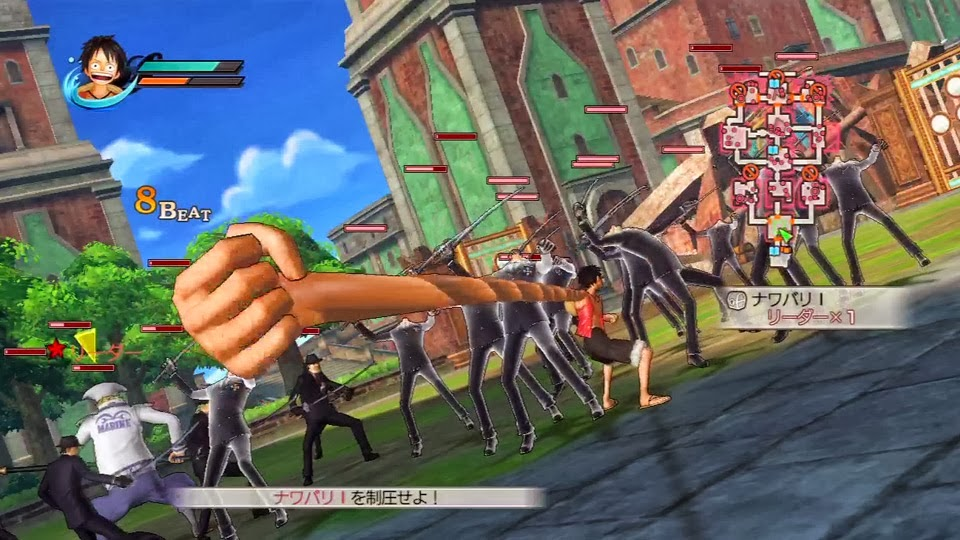 One Piece Pirate Warriors Fully Full Version
